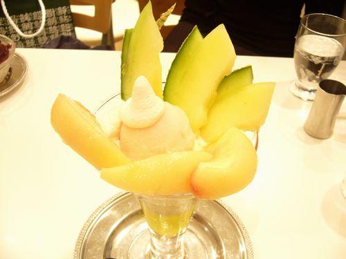 (株)渋谷西村總本店 渋谷西村フルーツ。。.゜。*.。♡_a0053662_1612914.jpg