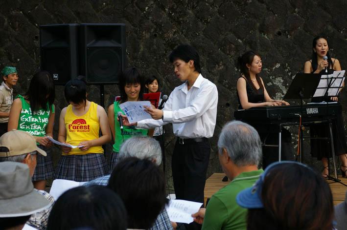 大船観音前マンション反対野外コンサートに市民300人!_c0014967_9164292.jpg