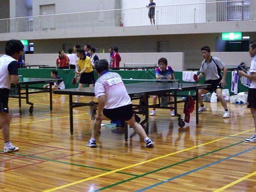 第43回大阪スポーツ祭典卓球大会  0903 富田林_e0048692_0553917.jpg