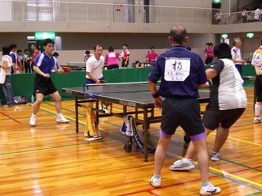 第43回大阪スポーツ祭典卓球大会  0903 富田林_e0048692_0555731.jpg