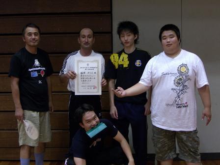 第43回大阪スポーツ祭典卓球大会  0903 富田林_e0048692_057158.jpg