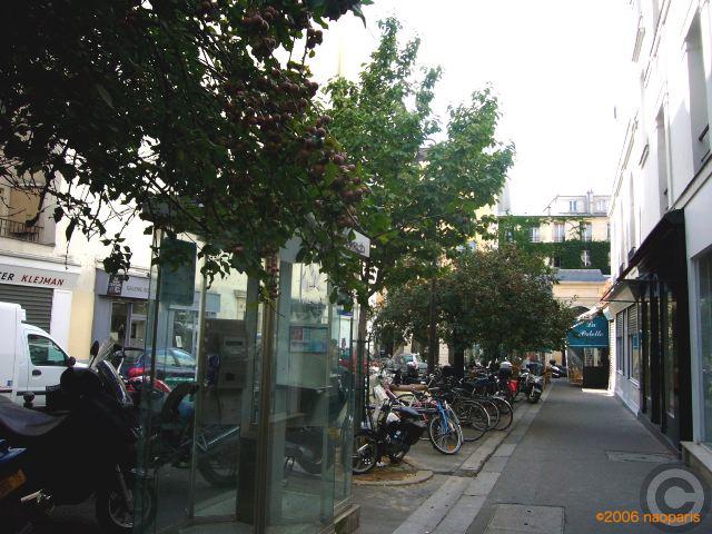 ■街角の姫リンゴ(PARIS)_a0008105_3443380.jpg
