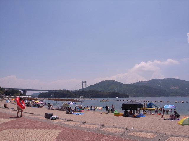 しまなみ海道旅日記5 (8月13日 因島から今治へ)_c0092152_118304.jpg