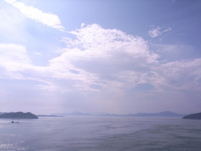 しまなみ海道旅日記5 (8月13日 因島から今治へ)_c0092152_14174.jpg