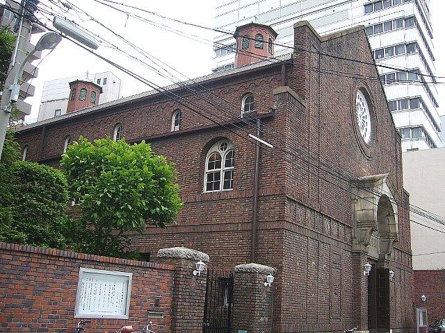 日本基督教団 大阪教会_c0094541_17104640.jpg