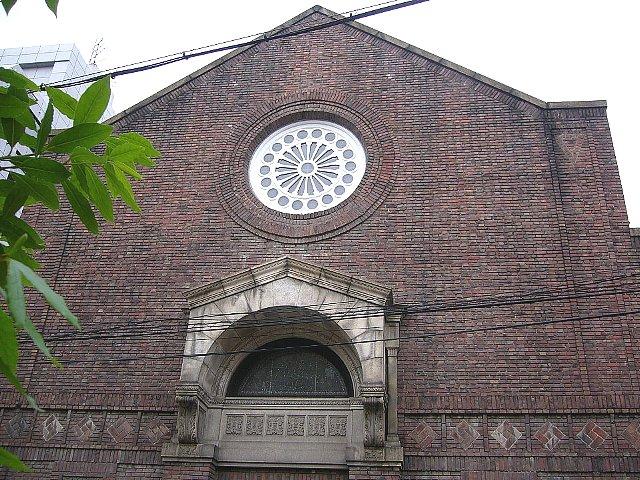 日本基督教団 大阪教会_c0094541_17185999.jpg