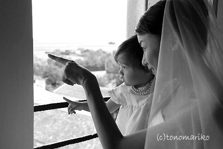 フランスの結婚式 古城ホテルと天使ちゃん_c0024345_6563845.jpg