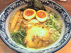麺屋 無双@米子 ★☆ (味噌ラーメン+煮たまご+赤玉)_f0080612_23181187.jpg