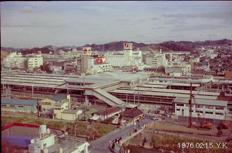 1976年2月15日 東海道 1 : 郷愁...