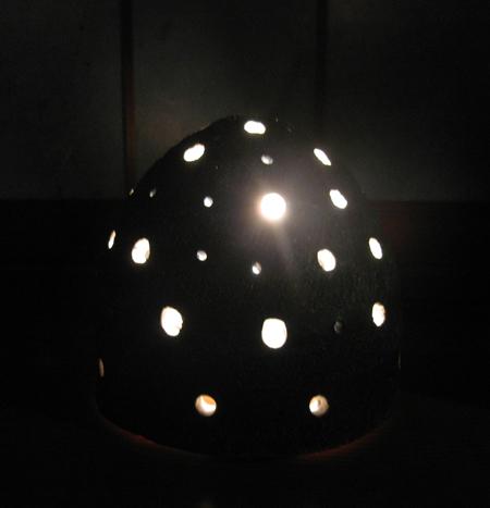 手造り照明_f0065327_20332557.jpg