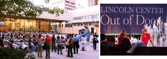 リンカーン・センターの野外イベント_b0007805_12293221.jpg