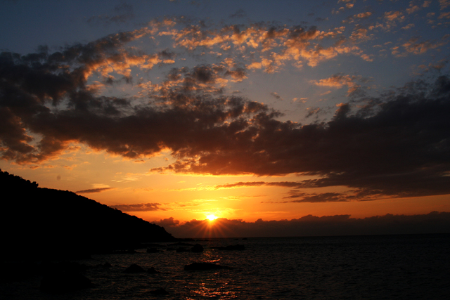 神田岬の夕景_d0074828_22442113.jpg