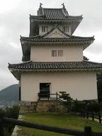 石垣の高さは日本一、瀬戸内を望む丸亀城 香川県丸亀市_f0061306_8403716.jpg