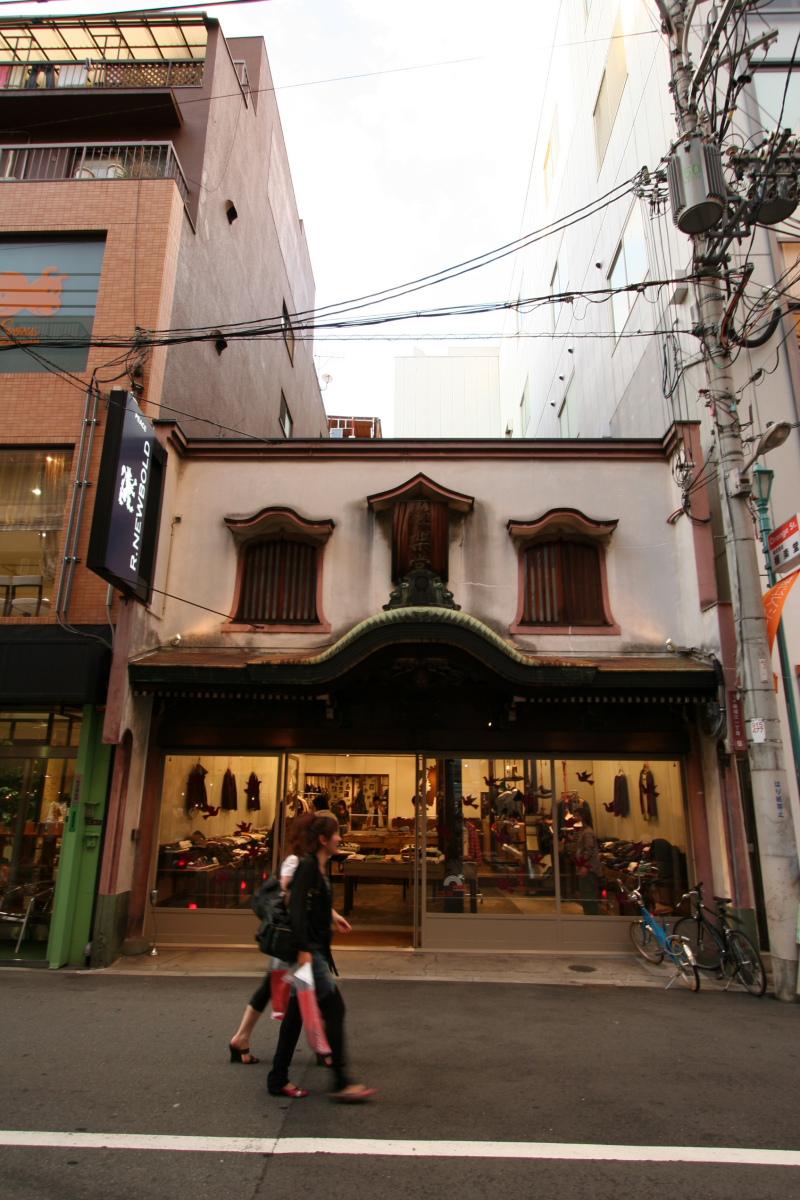 大阪 アメリカ村~堀江 界隈 2_f0021869_23241937.jpg