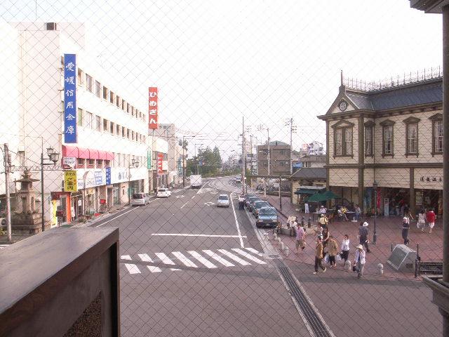 しまなみ海道旅日記6 (8月14日 道後温泉)_c0092152_19568.jpg