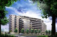 大京とNTT都市開発、ホテルライク仕様のマンション「クロスウィル多摩センター」を販売 東京都多摩市_f0061306_181096.jpg
