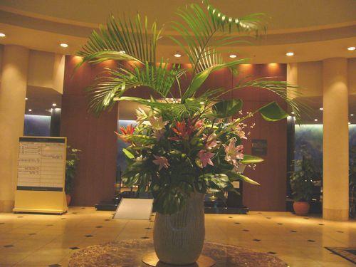 心の旅(大分全日空ホテルオアシスタワー)。。。.゜。*.。♡_a0053662_18505385.jpg