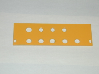 a painted VCO panel