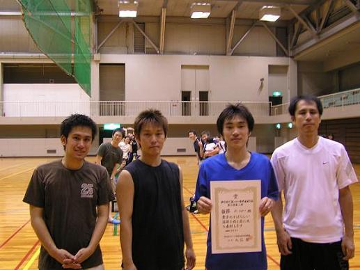 第43回大阪スポーツ祭典卓球大会  0903 富田林_e0048692_122861.jpg
