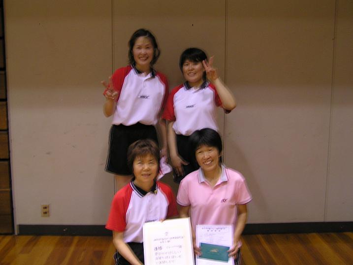 第43回大阪スポーツ祭典卓球大会  0903 富田林_e0048692_12293.jpg