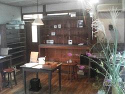 昼休みに杉さんのカフェへ。_f0018099_19422138.jpg