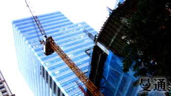 建設現場と屋台_f0005008_1520341.jpg