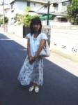 花柄スカートに、大満足_e0080345_975752.jpg