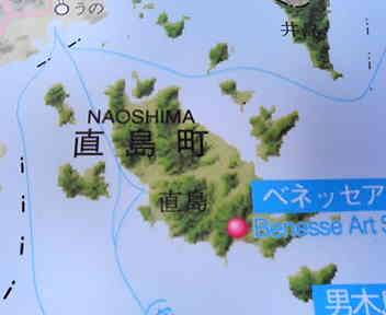 しまなみ海道旅日記6 (8月16日 直島へ)_c0092152_2463462.jpg