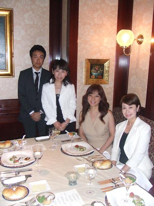 第一ホテルでいただく、フレンチ健美食-ベジディナー-はいかが?_f0094800_184157.jpg