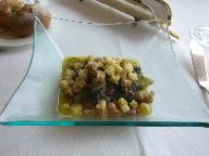 18日 06夏 南イタリアへの旅  taverna del capitanoで食事、その後ナポリへ。_a0059035_0531232.jpg