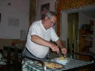 20日 06夏 南イタリアへの旅  プーリア州編 世界遺産カステルデルモンド Bariへ_a0059035_785339.jpg