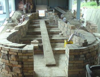窖窯を作る/全体像が、_c0081499_227183.jpg