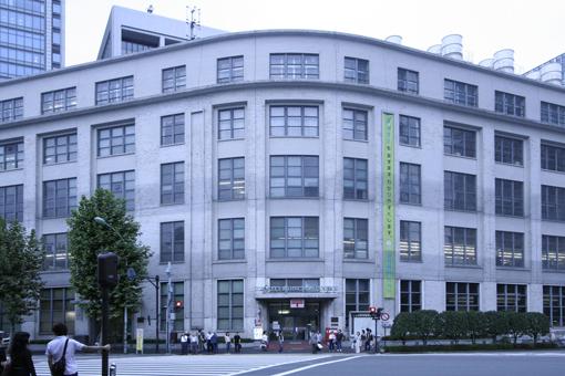 東京中央郵便局_e0054299_18345346.jpg