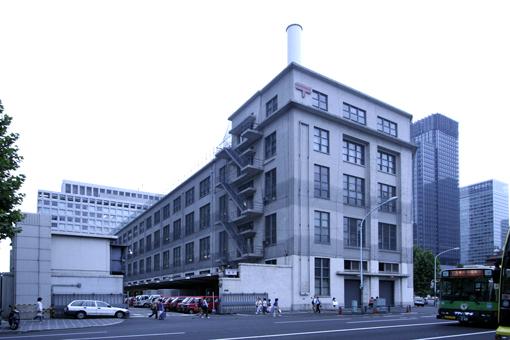 東京中央郵便局_e0054299_1835229.jpg
