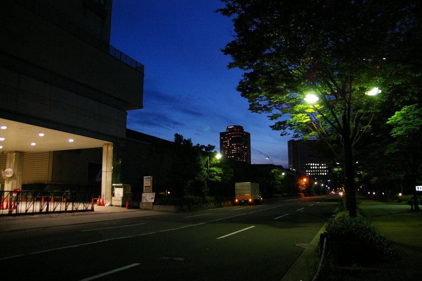 コスモ~中ノ島の夜景_b0069128_11203281.jpg