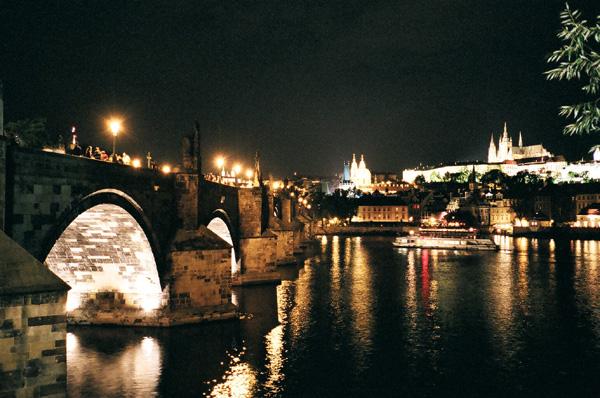 Praha12 -夜のプラハ-_b0043304_1742532.jpg