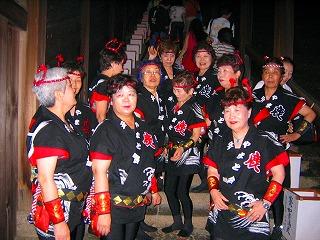 二月堂十七夜盆踊り2006_f0033836_23571896.jpg