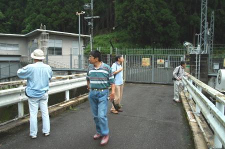 ■ 2006年9月例会 大屋町_a0072950_11335117.jpg