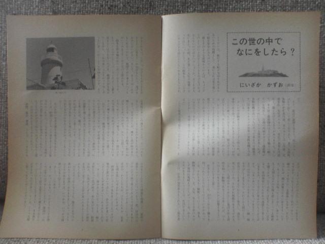 85冊目 夏休み特集(2) 「とうだいのひまわり」_b0053618_17161260.jpg