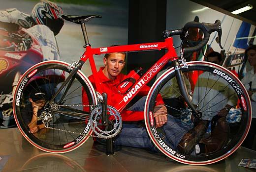 Ducati Corse Mountain Bike