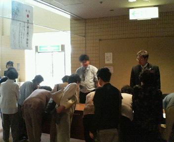 福井県宗教フォーラムにて_f0067122_1615173.jpg