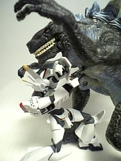 VS廃棄物13号代理(笑「っちょ!マジ無理!!」ここからネタです。わか... 黙想とコーフンの
