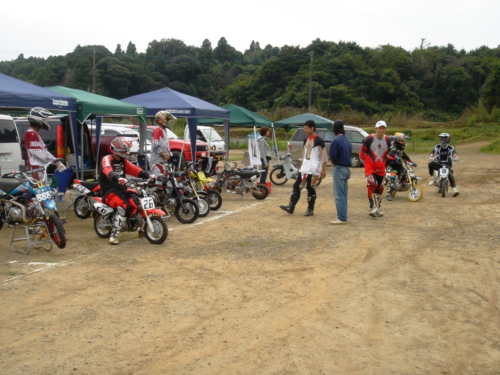 RSMX R3 レポ3 ~PIT RACER&85cc&フルサイズ~_f0062361_17451040.jpg