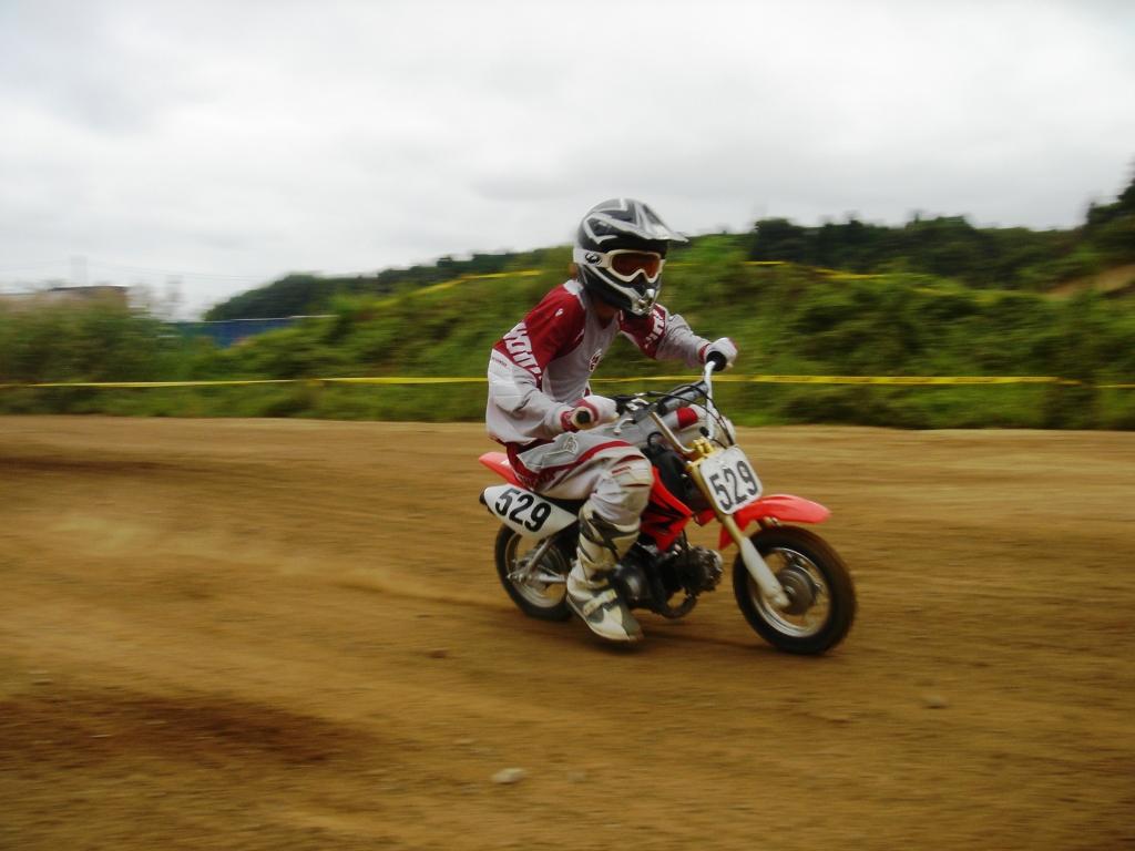 RSMX R3 レポ3 ~PIT RACER&85cc&フルサイズ~_f0062361_1818733.jpg