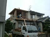 2階増築工事:サッシ取付_c0091593_15191072.jpg