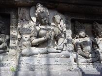 人拓/『黄金の蜥蜴-Bali & Java-』~プランバナン_f0006713_095838.jpg