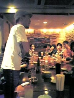9月22日 ベース飲み会_c0068174_11555149.jpg