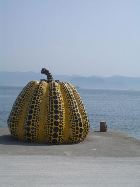 草間彌生 かぼちゃ