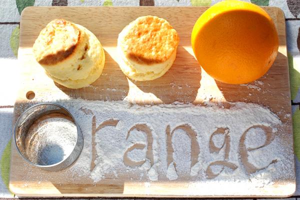 オレンジのスコーン_a0003650_17352612.jpg