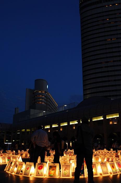 フットワーク軽過ぎ!神戸・ポートピア花明かりフェスタ パート1_f0032011_21541951.jpg